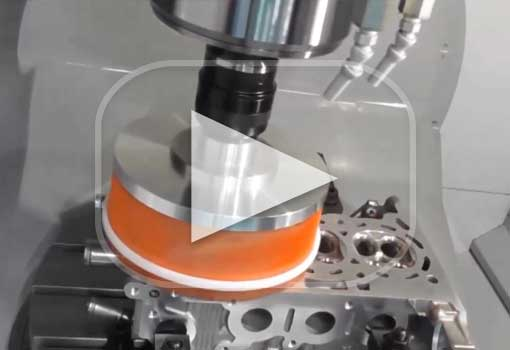 Surface deburring and surface finishing solutions  Video